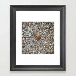 Artistic Ceiling Framed Art Print