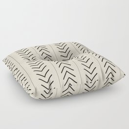 Mudcloth Floor Pillow