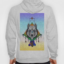 Wolf Shaman Hoody