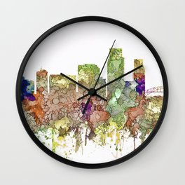 Corpus, Christie, Texas SG - Faded Glory Wall Clock