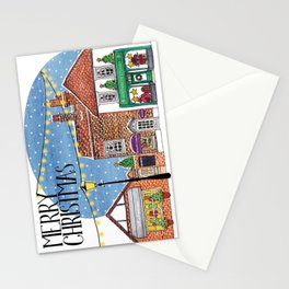 Special Edition Holiday Print: Merry Christmas by Charlotte Vallance Stationery Cards