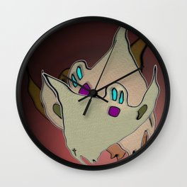 Witching hour 4 Wall Clock
