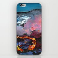 hawaii iPhone & iPod Skins featuring Hawaii by Desiree Shumovic