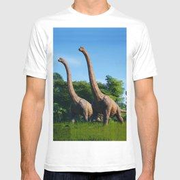 Jurassic Dinosaurs Evolution T-shirt