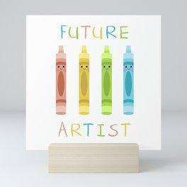 Future Artist Mini Art Print