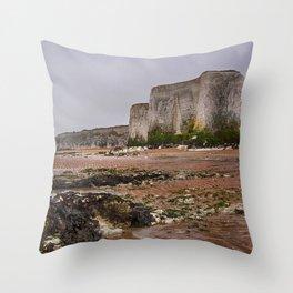Botany Bay Throw Pillow