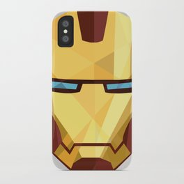 IronMan Fracture iPhone Case
