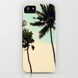 The sky's the limit iPhone Case