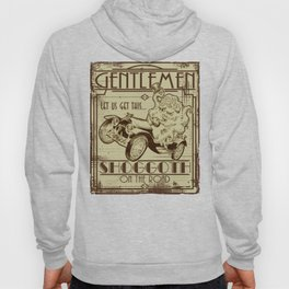 Let's Get This Shoggoth on the Road! Hoody