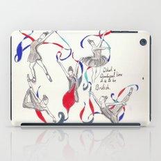 We are Great, Britain iPad Case