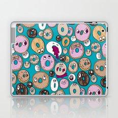 Donut Pattern Laptop & iPad Skin