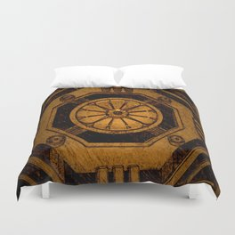 Grate Expectations DPPA160409a-14 Duvet Cover