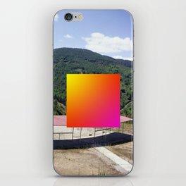 Holga - Souviens toi iPhone Skin