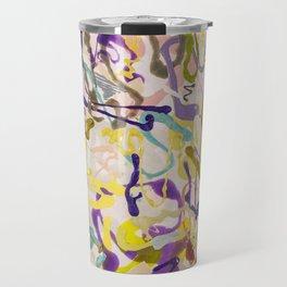 Shamanic Painting 05 Travel Mug