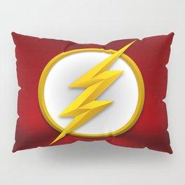 Flash: Superhero Art Pillow Sham
