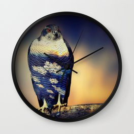Winter's Coming by GEN Z Wall Clock
