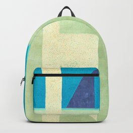Solitaire du Figaro (blue) Backpack