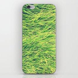 Turf. iPhone Skin