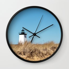 Provincetown (8 of 16) Wall Clock