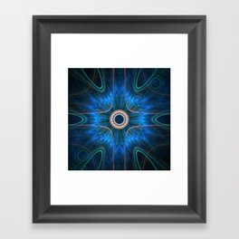 Opening A Dream Framed Art Print