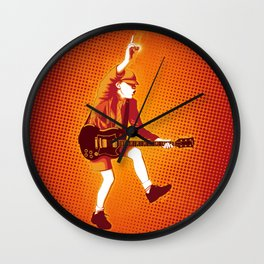 We Salute You Wall Clock
