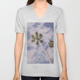 PALMS BEACH Unisex V-Neck