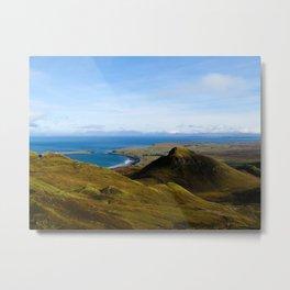 View from Skye Metal Print