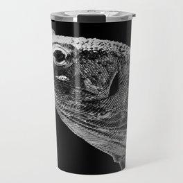 Portrait of a Dinosaur Travel Mug