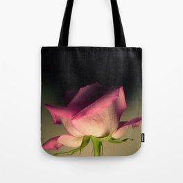 Rose Pink Tote Bag