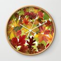 Autumn Fall Leaves by loolyelzayat