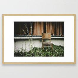 Organic Spirit Framed Art Print