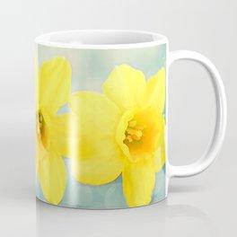 Spring Yellow Coffee Mug
