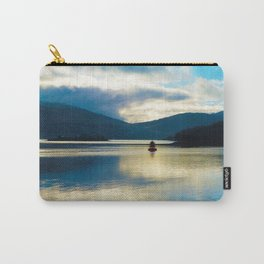 View over the Loch Carry-All Pouch