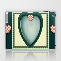 I give you my heart Laptop & iPad Skin