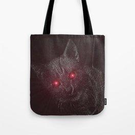 Bad Kitty! Tote Bag