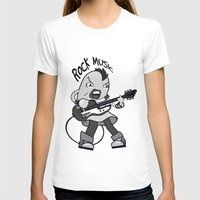 cassia beck T-shirts featuring Beck: Ryusuke's T-shirt Concept by KeithKarloff