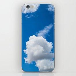 Clouds 3 iPhone Skin