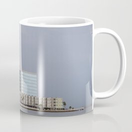 Tampa Bay Beachside Building Coffee Mug