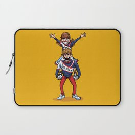 The Spartan Cheerleaders Laptop Sleeve