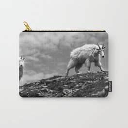 MOUTAIN GOATS // 3 Carry-All Pouch