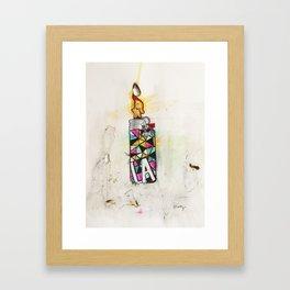LA Lighter Framed Art Print