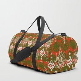 lotus diamond festive Duffle Bag