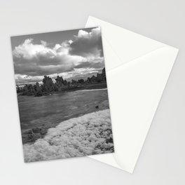 Mono Lake Shore Stationery Cards