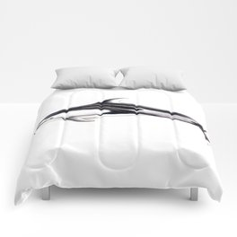 Pacific white-sided dolphin Comforters