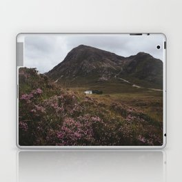 The moorland house - Landscape and Nature Photography Laptop & iPad Skin