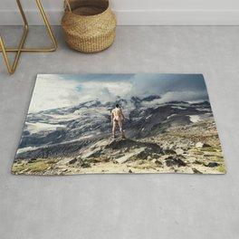 World Naked Hike Rug