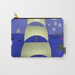 May against the Tide - shoes stories Carry-All Pouch