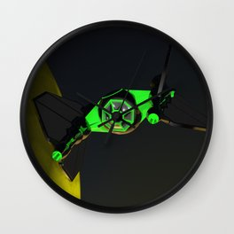 T.I.E. of the High Priest Wall Clock