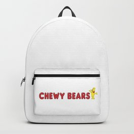 Chewy Bears Backpack