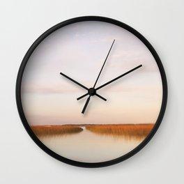 Autumn Lowland Wall Clock
